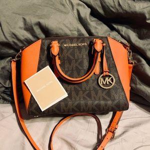 Michael Kors Signature Small Ciara Handbag